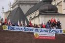 XI Pielgrzymka Rodziny Szkół im. Jana Pawła II (październik, 2011)